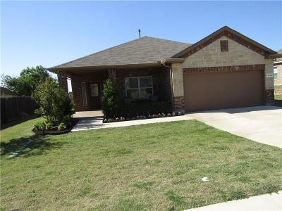 Azle Single Family Home For Sale: 1428 Glenwood Drive
