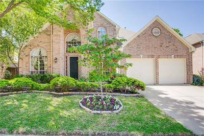 Flower Mound Single Family Home For Sale: 3305 Parkwood Drive