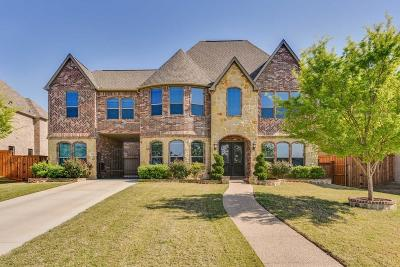 Grand Prairie Single Family Home Active Option Contract: 2811 England Parkway