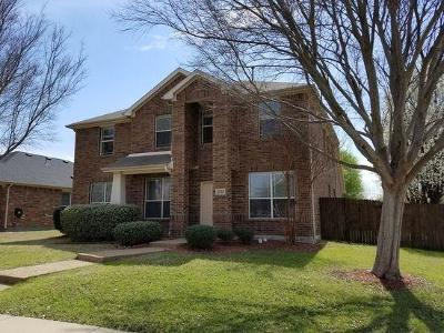Frisco Residential Lease For Lease: 11315 Mansfield Drive