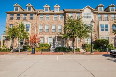 Addison Townhouse For Sale: 3883 Asbury Lane