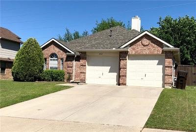 Plano Single Family Home Active Option Contract: 2608 Cheshire Drive
