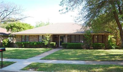 Richardson Single Family Home For Sale: 1908 Marquette Drive