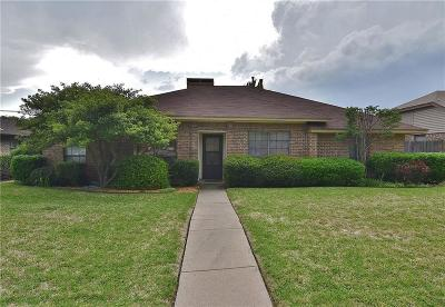Carrollton Single Family Home For Sale: 2205 Spring Leaf Drive