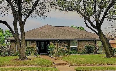 Garland Single Family Home For Sale: 122 Faircrest Drive