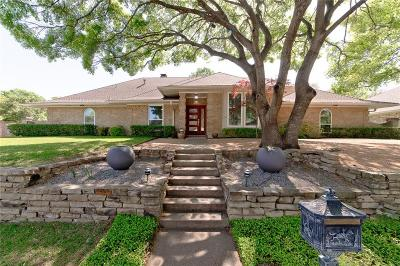 Single Family Home For Sale: 9430 Rocky Branch Drive