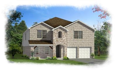 Wylie Single Family Home For Sale: 1625 Long Meadow
