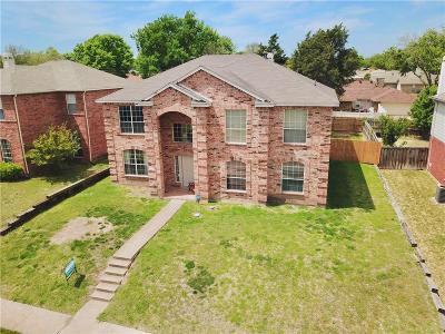 Mesquite Single Family Home For Sale: 727 Garnet Drive