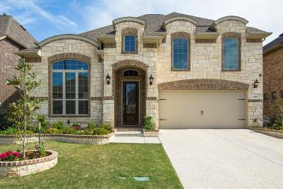 Irving Single Family Home For Sale: 3815 Wind Cave Bend