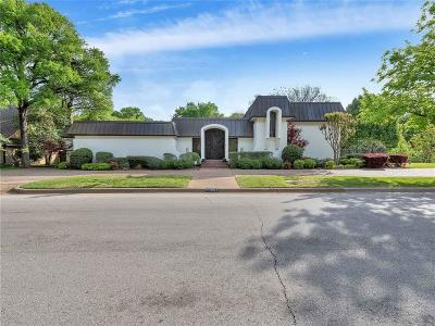 Fort Worth Single Family Home For Sale: 3917 Inwood Road