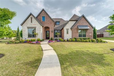 Keller Single Family Home For Sale: 2016 Marble Pass Drive