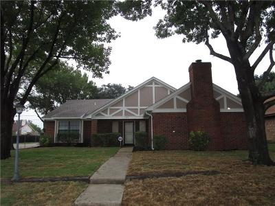 Garland Residential Lease For Lease: 101 E Bancroft Drive