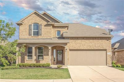 Prosper Single Family Home For Sale: 16613 Toledo Bend Court