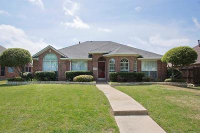 Frisco Single Family Home Active Option Contract: 12005 Primrose Lane