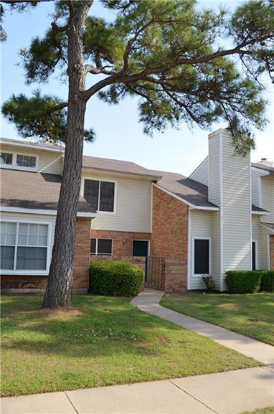 Lewisville Condo Active Option Contract: 704 Woodbend Drive