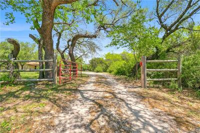 Granbury Single Family Home For Sale: 1801 Meander Road