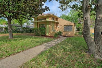 Dallas Single Family Home For Sale: 418 N Montreal Avenue