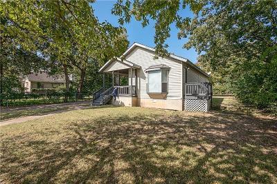 Dallas Single Family Home For Sale: 3811 Munger Avenue