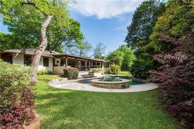 Single Family Home For Sale: 6726 Gateridge Drive