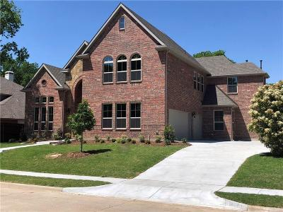 Flower Mound Single Family Home For Sale: 2624 Lismore Drive
