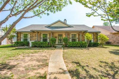 Flower Mound Single Family Home Active Option Contract: 4316 Windsor Drive