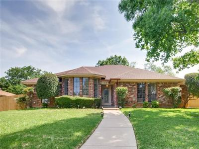 Grapevine Single Family Home For Sale: 2010 Brookside Drive