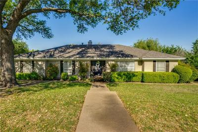 Fort Worth Single Family Home For Sale: 1412 Ems Road W