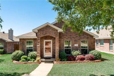 McKinney Single Family Home For Sale: 2209 Preston Lane