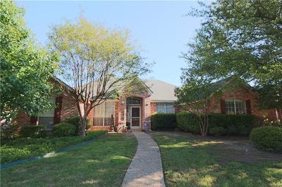 Frisco Single Family Home For Sale: 8210 Presidio Drive