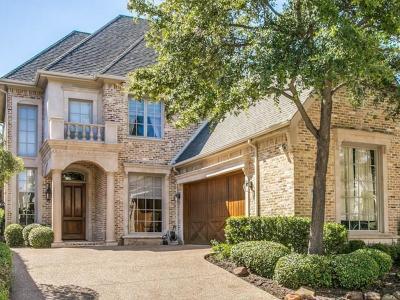 Dallas Single Family Home For Sale: 17 Cochran Oaks Lane