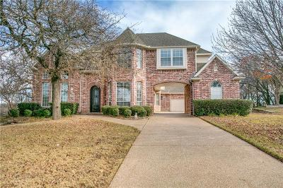 Keller Single Family Home For Sale: 2006 Brook Hill Court