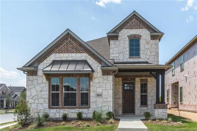 Allen Single Family Home For Sale: 1074 Margo Drive