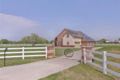 Denton Single Family Home For Sale: 2160 Countryside Drive