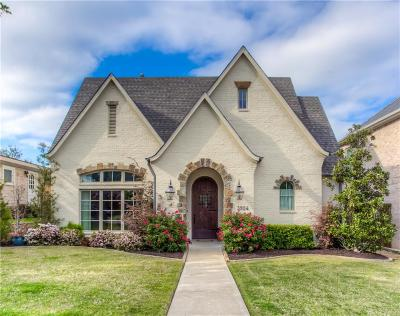 Fort Worth Single Family Home Active Option Contract: 3924 W 7th Street