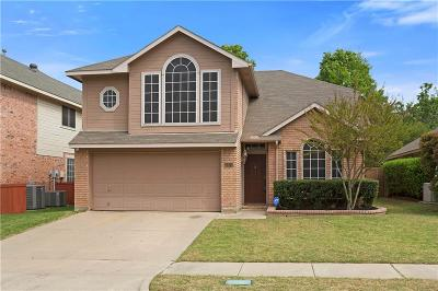Carrollton Single Family Home For Sale: 1310 Indian Lake Trail