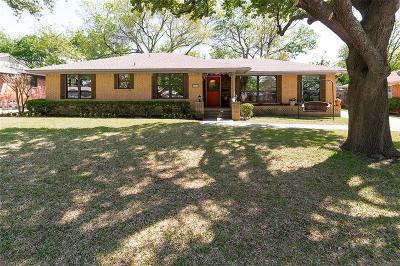 Richardson Single Family Home For Sale: 705 Northill Drive