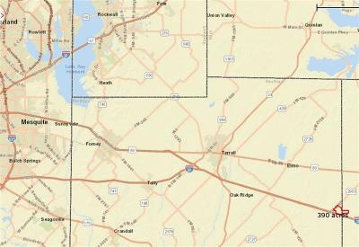 Wills Point Farm & Ranch For Sale: 0000 I 20 Highway
