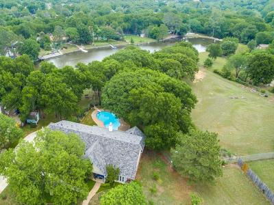 Southlake, Westlake, Trophy Club Single Family Home For Sale: 1207 Scenic Drive