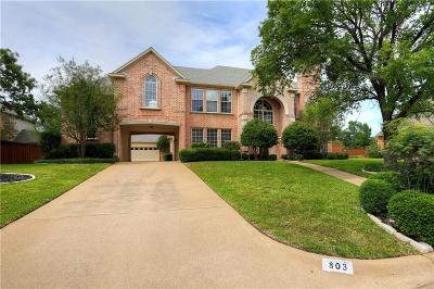 Southlake Residential Lease For Lease: 803 Timbercrest Court