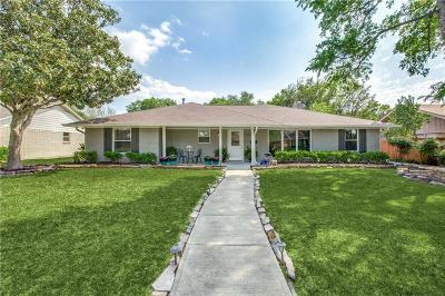 Single Family Home For Sale: 3120 Chapel Downs Drive