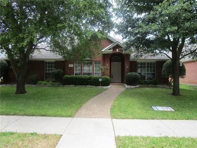 Dallas Single Family Home For Sale: 3823 Granbury Drive