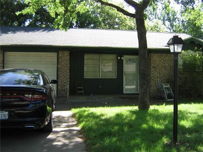 Mineral Wells TX Single Family Home Active Option Contract: $94,900