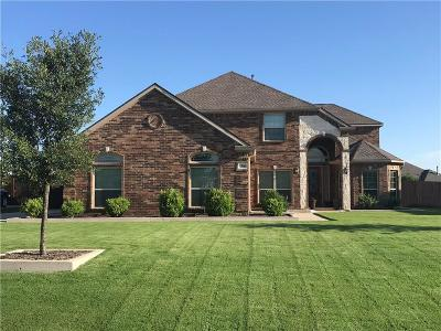 Wylie Single Family Home For Sale: 1306 Shadow Hills Drive