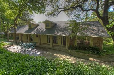 Parker County, Tarrant County, Hood County, Wise County Single Family Home Active Option Contract: 10506 Ravenswood Road