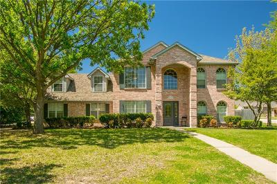 Plano Single Family Home For Sale: 4349 Jeker Drive