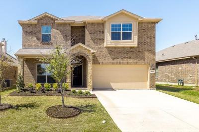 Single Family Home For Sale: 15733 Carlton Oaks Drive