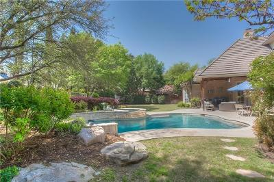 Mira Vista, Mira Vista Add, Trinity Heights, Meadows West, Meadows West Add, Bellaire Park, Bellaire Park North Single Family Home For Sale: 5820 Singletree Court