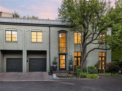 Dallas Townhouse For Sale: 4678 Christopher Place