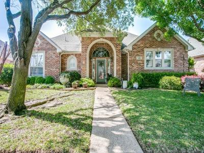 Arlington Single Family Home For Sale: 3108 Stornoway Trail