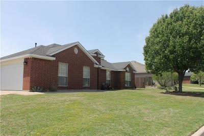Weatherford Single Family Home For Sale: 337 Dalhart